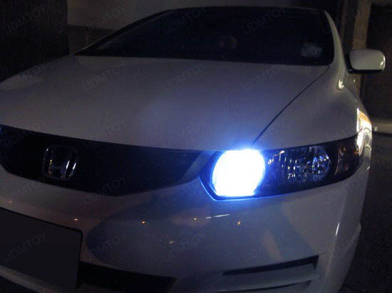 Honda - Civic - 9005 - LED - Bulb - 3